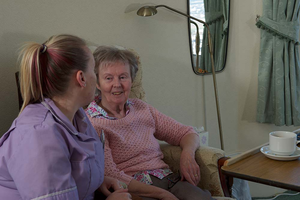 Buckland Care Homes