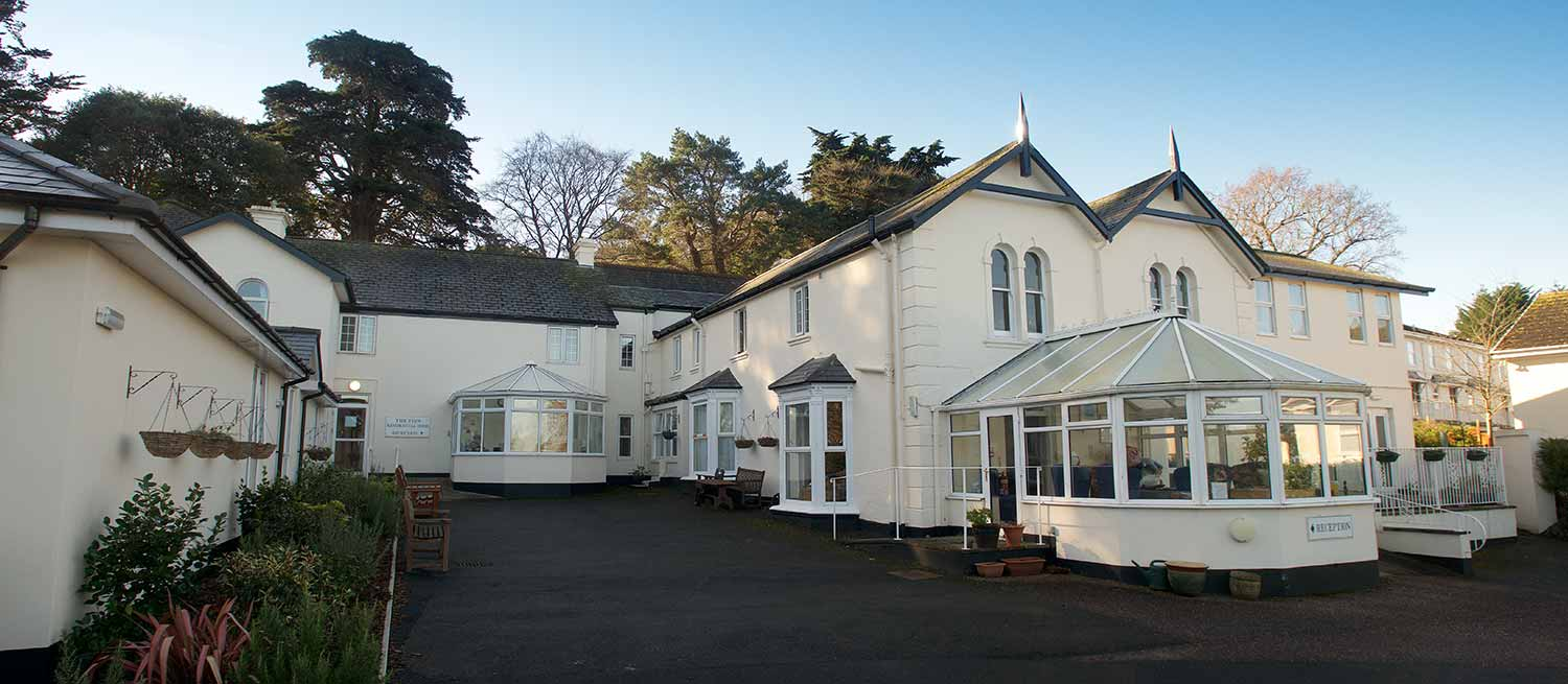 Care Homes Budleigh Salterton