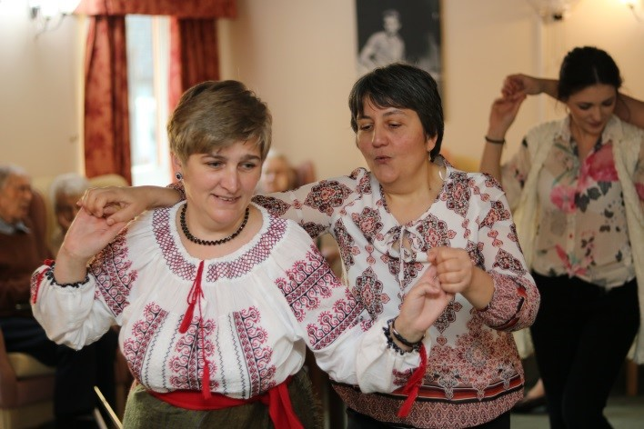Willow Bank House Celebrates National Romanian Day