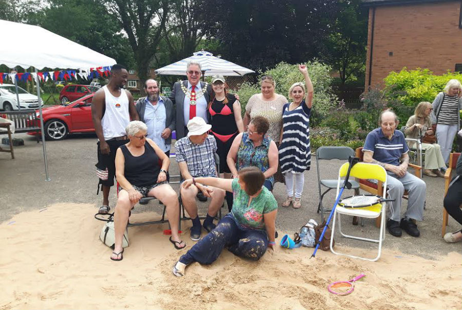 Willow Bank Host A Very Successful Beach Day Again