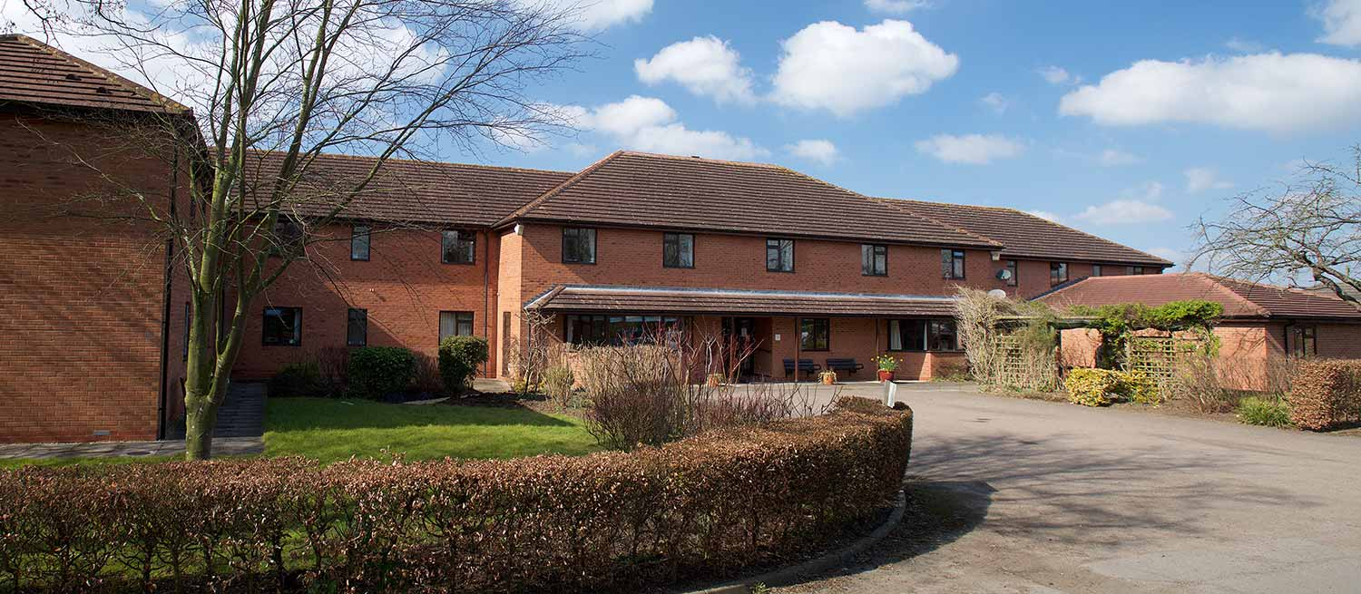 Care Homes Pershore