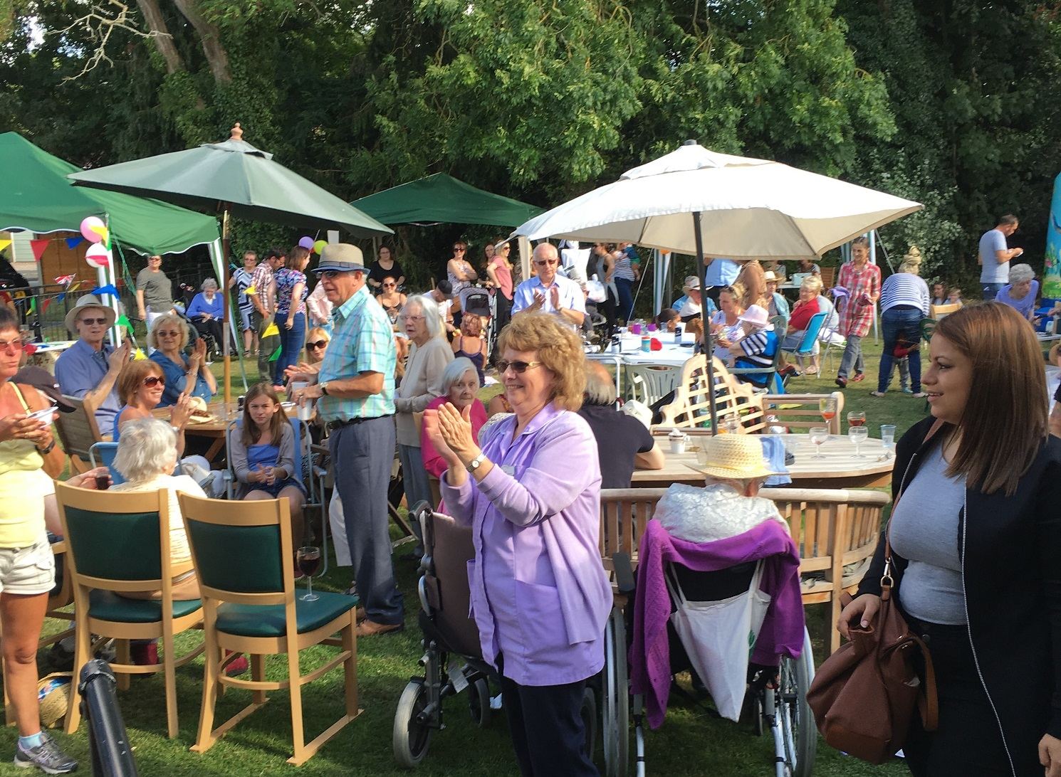 The Orchards Summer Garden Party!
