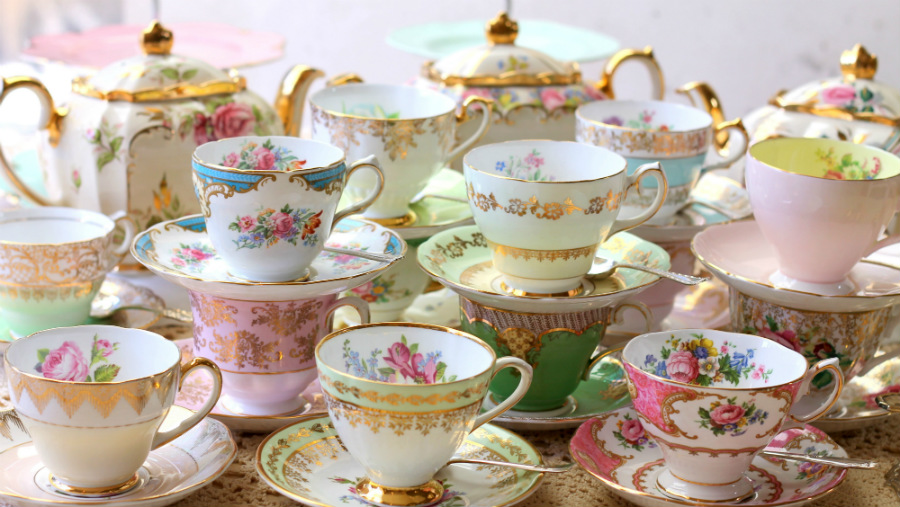Dunmore Opens New Extension With Tea Party!