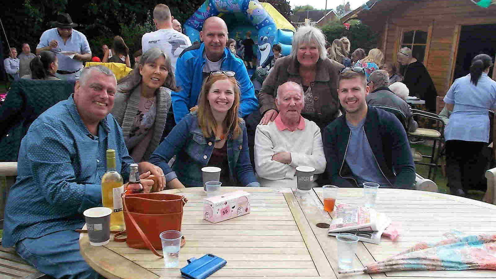 The Orchards Residential Home Holds Fantastic Garden Party!