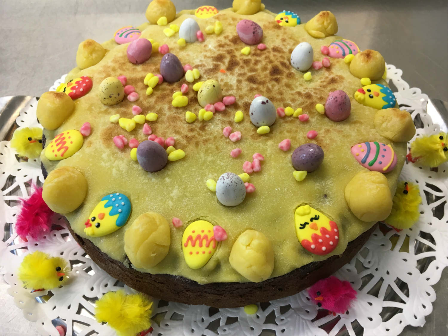 Easter Celebrations at Dunmore Residential Home