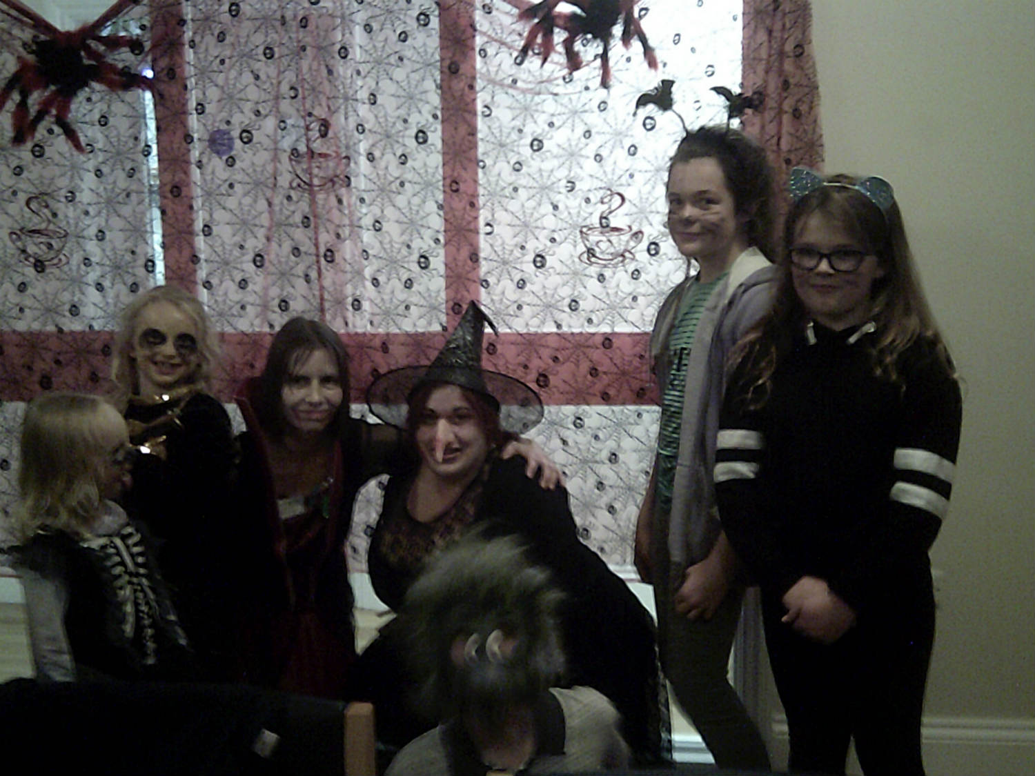 Mulberry House Does Halloween!