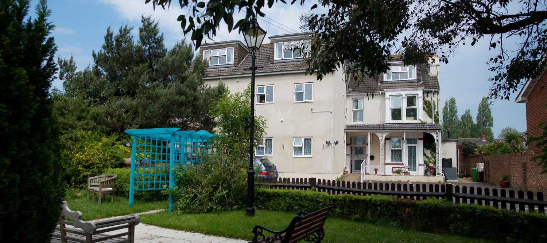 Woodland Court Residential Home Care Homes Fareham