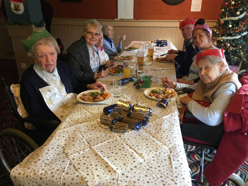 The Orchards Christmas Pub Lunch