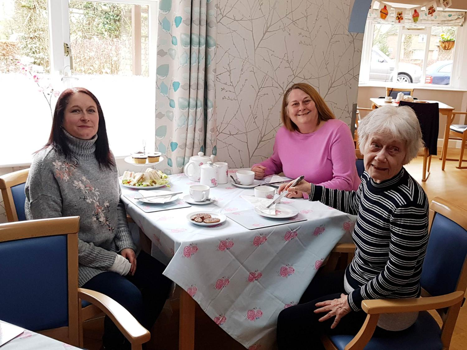 Dementia Cafe To Open At Willow Bank Residential Home