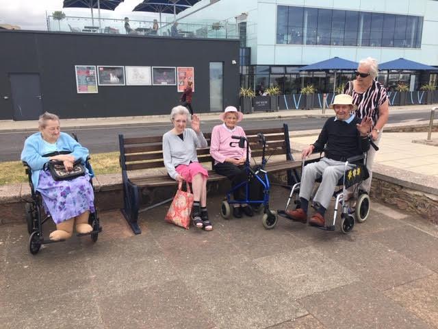 Dunmore Takes A Trip To Teignmouth
