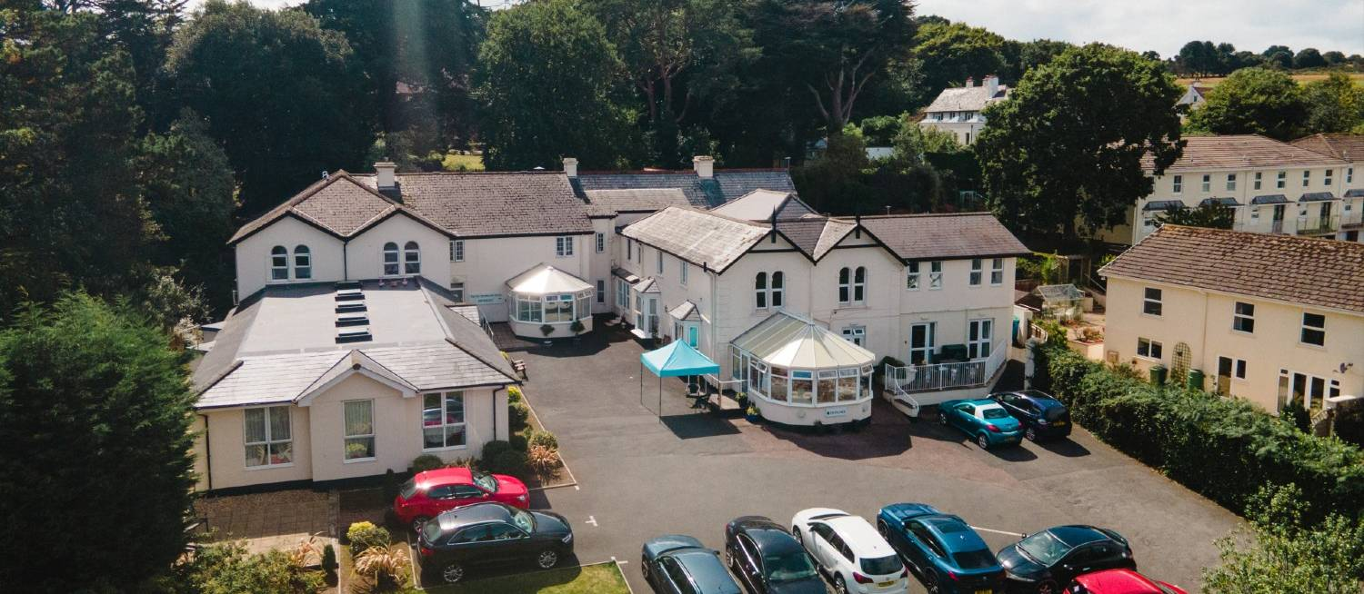 The Firs Care Home Budleigh Salterton